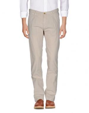 Повседневные брюки C.P. COMPANY. Цвет: бежевый