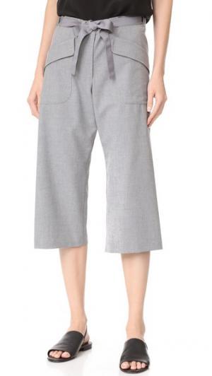 Юбка-брюки Edo Zero + Maria Cornejo. Цвет: серый