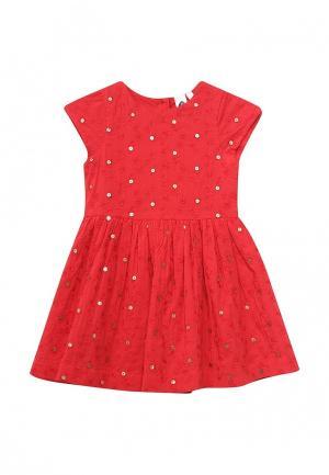 Платье Z Generation. Цвет: красный