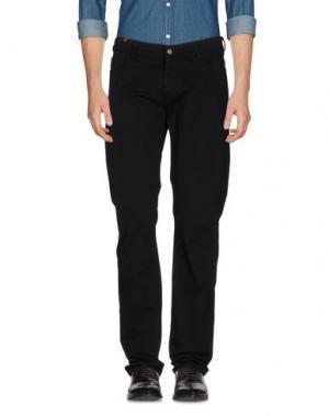 Повседневные брюки NOTIFY. Цвет: черный