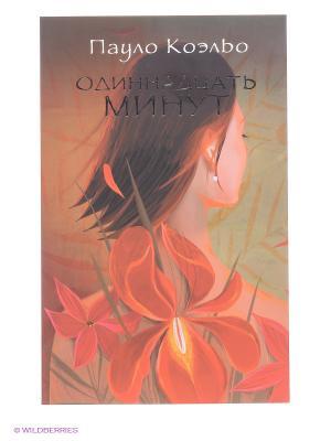 Одиннадцать минут Издательство АСТ. Цвет: красный