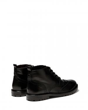 Ботинки Benetton. Цвет: черный