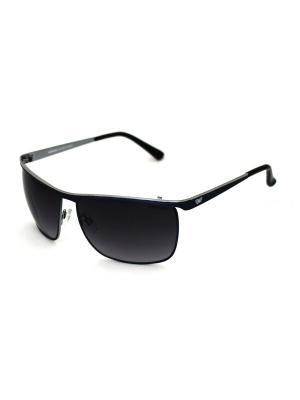 Cолнцезащитные очки Exenza. Цвет: коричневый, синий