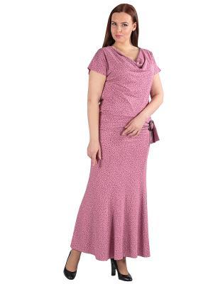 Комплект одежды Yuliya Shehodanova. Цвет: розовый