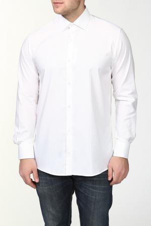 Сорочки VICTORS MART VICTOR'S. Цвет: белая с выделенной полоской