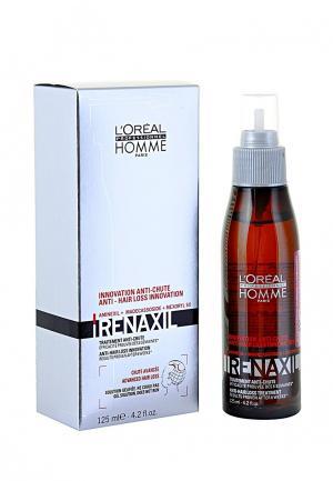Уход от выпадения волос Ренаксил LOreal Professional L'Oreal. Цвет: бордовый