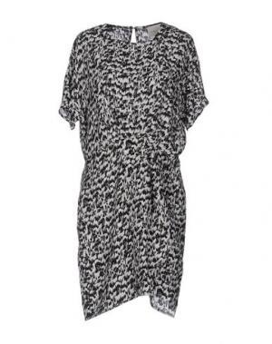 Короткое платье ...À_LA_FOIS.... Цвет: белый