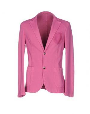 Пиджак FRADI. Цвет: розовый