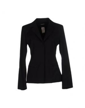 Пиджак TOMASO. Цвет: черный