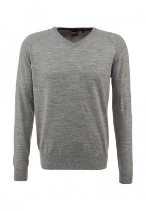 Пуловер Merc. Цвет: зеленый