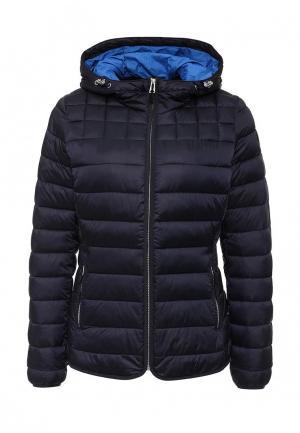 Куртка утепленная Napapijri. Цвет: синий