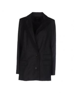 Пиджак DAKS LONDON. Цвет: стальной серый