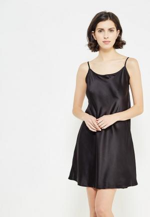 Сорочка ночная Togas. Цвет: черный