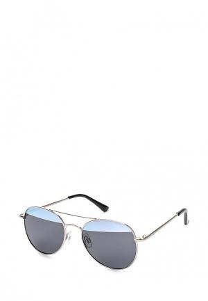 Очки солнцезащитные Invu. Цвет: серебряный