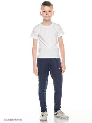 Брюки ACADEMY B TECH PANT Nike. Цвет: темно-синий, оранжевый
