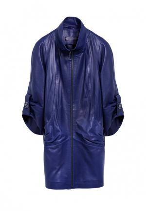 Куртка Albertini Collezione. Цвет: синий