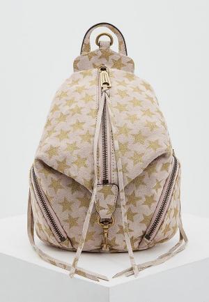 Рюкзак Rebecca Minkoff. Цвет: розовый