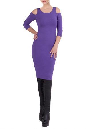 Платье JUNONA. Цвет: lilac