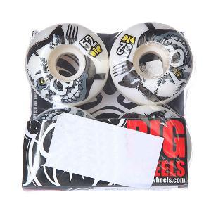 Колеса для скейтборда  Xray Black/Grey 101A 52 mm Pig. Цвет: белый,серый,черный