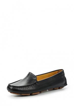 Мокасины Wojas. Цвет: черный