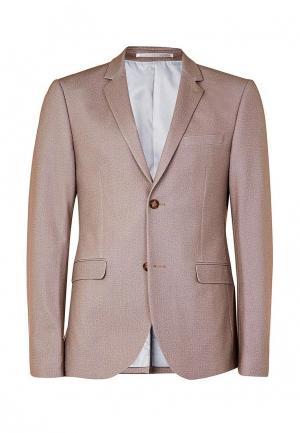 Пиджак Topman. Цвет: розовый