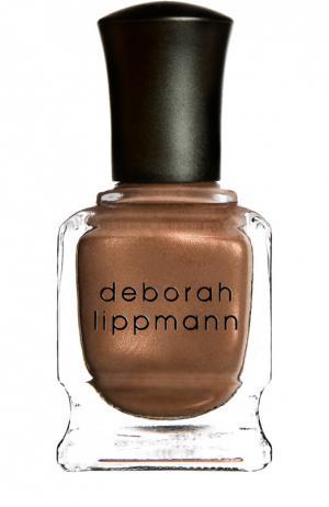 Лак для ногтей No More Drama Deborah Lippmann. Цвет: бесцветный