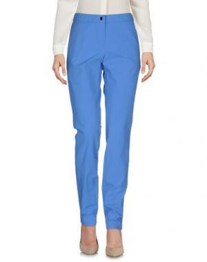 Повседневные брюки SEDUCTIVE. Цвет: ярко-синий