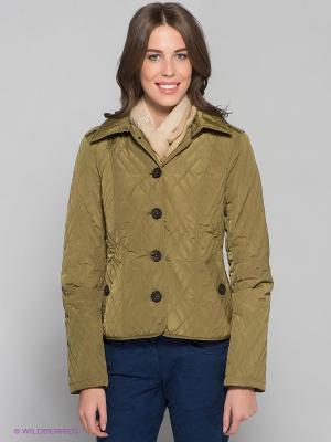 Куртка TOM FARR. Цвет: хаки