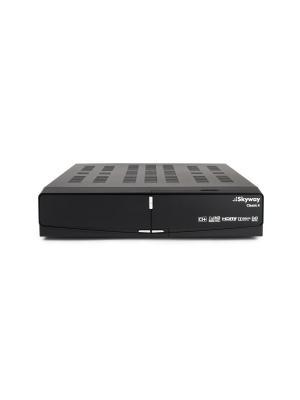 Спутниковый HD ресивер Skyway Classic4. Цвет: черный