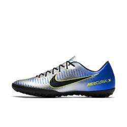 Футбольные бутсы для игры на искусственном газоне  MercurialX Victory VI Neymar Nike. Цвет: серый