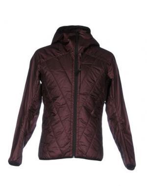 Куртка PEAK PERFORMANCE. Цвет: баклажанный