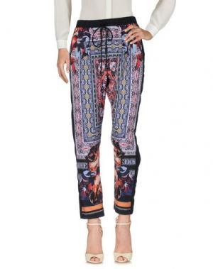 Повседневные брюки CLOVER CANYON. Цвет: черный