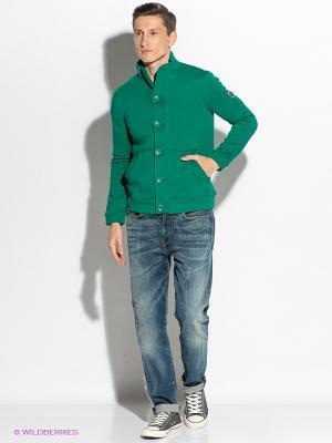 Жакет D.S. Цвет: зеленый