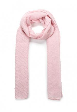 Палантин OVS. Цвет: розовый