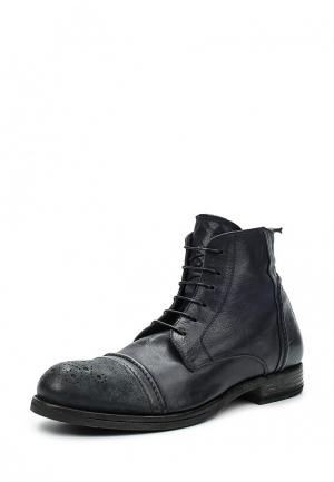 Ботинки Moma. Цвет: синий