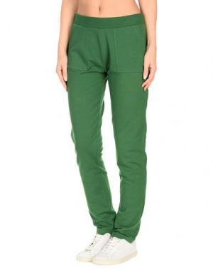 Пляжные брюки и шорты TWIN-SET Simona Barbieri. Цвет: зеленый