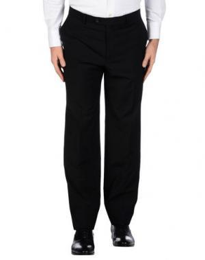 Повседневные брюки J.W. TABACCHI. Цвет: черный