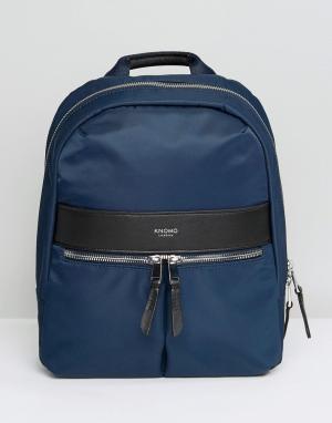 Knomo Небольшой рюкзак. Цвет: темно-синий