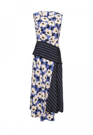 Платье Sportmax Code. Цвет: мультиколор