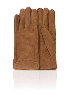 Перчатки Dali Exclusive. Цвет: темно-коричневый, красный