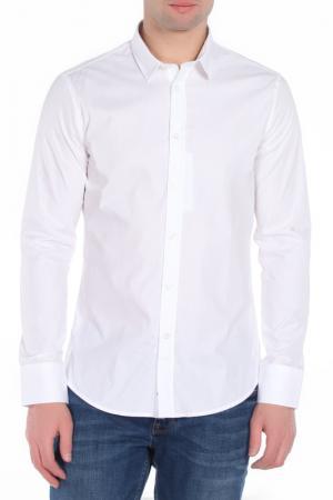 Рубашка Bikkembergs. Цвет: white