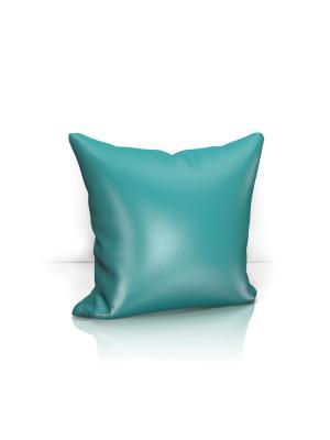 Декоративная подушка Avery Kauffort. Цвет: морская волна