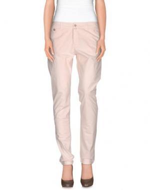 Повседневные брюки KUBERA 108. Цвет: розовый