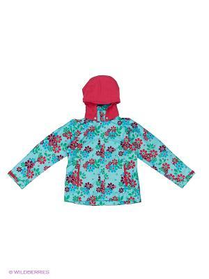 Куртка Helly Hansen. Цвет: бирюзовый