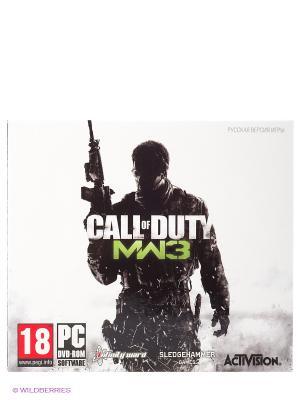 Call of Duty: Modern Warfare 3 PC-DVD (Jewel) НД плэй. Цвет: белый, черный