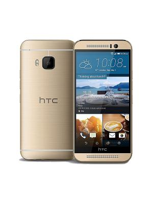 Смартфон HTC One M9. Цвет: золотистый