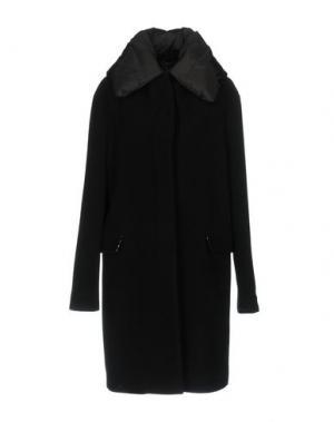 Пальто SALCO. Цвет: черный
