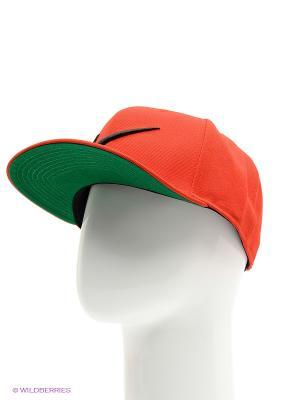 Бейсболка SWOOSH PRO - BLUE Nike. Цвет: красный