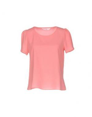 Блузка ANONYME DESIGNERS. Цвет: розовый