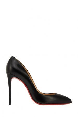 Кожаные туфли Pigalle Follies 100 Christian Louboutin. Цвет: none